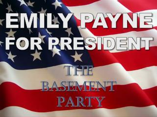 The Basement Party