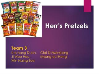 Herr's Pretzels