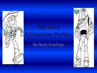 Toy Story 3  Character Profiles