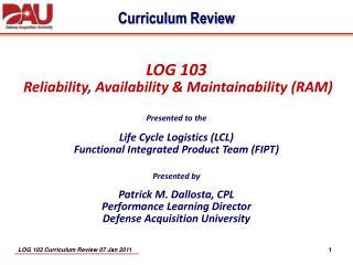 LOG 103