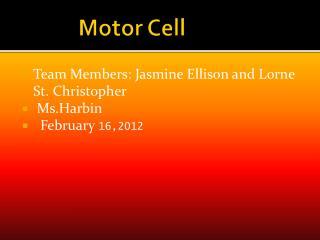 Motor Cell