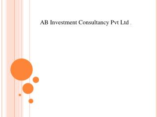 AB Investment Consultancy  Pvt  Ltd  .