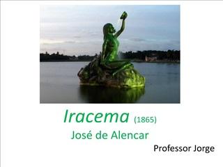 Iracema 1865 Jos  de Alencar