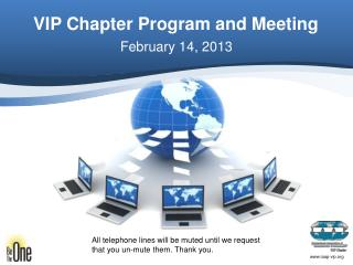 VIP Chapter Program and Meeting