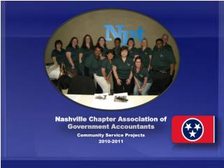 Nashville Chapter Association of Government Accountants