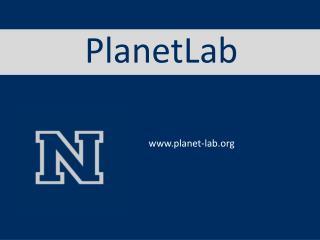PlanetLab