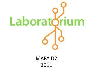 MAPA D2 2011