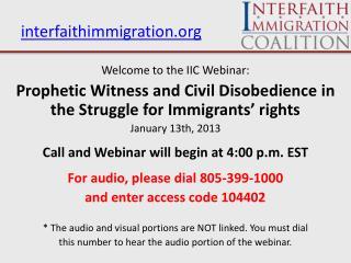 i nterfaithimmigration.org