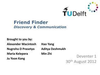 Deventer 1 30 th  August 2012
