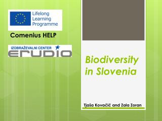 B iodiversity  in  Slovenia