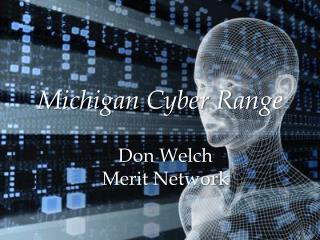 Michigan Cyber Range