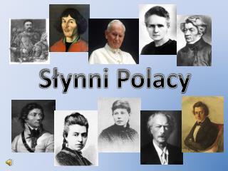 Słynni Polacy