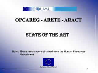 OPCAREG - ARETE - ARACT