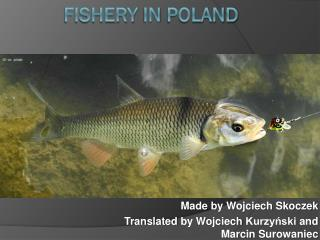 Fishery in  Poland