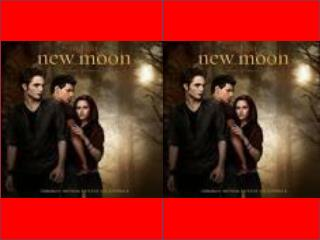 New Moon Stephenie Meyer September/2006 Fiction