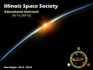 Educational Outreach  [9/11/2012]