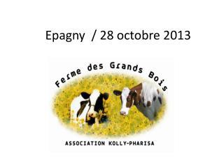 Epagny   / 28 octobre 2013