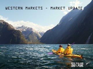 Western Markets – Market Update