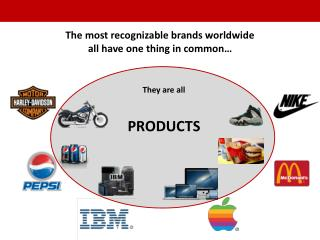 The most recognizable brands worldwide  all have one thing in common…
