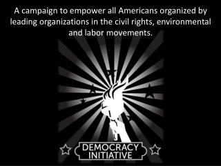 Convening Organizations