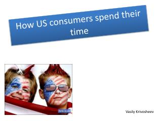 How US consumers spend their time