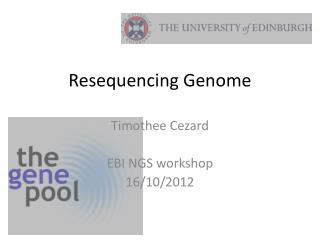 Resequencing  Genome