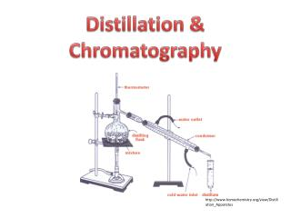 Distillation & Chromatography