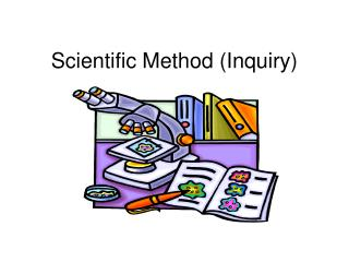 Scientific Method (Inquiry)