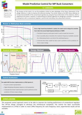 Model Predictive  Control  for MP  Buck  Converters