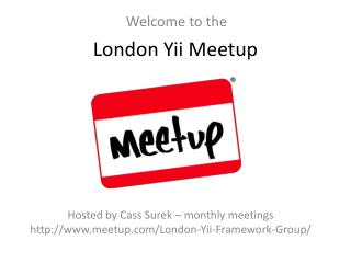 London  Yii Meetup