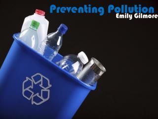 Preventing Pollution