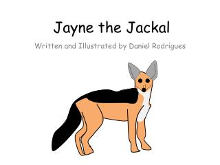 Jayne the Jackal