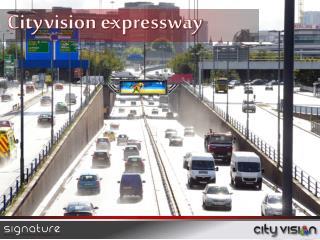 City vision  expressway