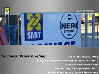 Technical Press Briefing