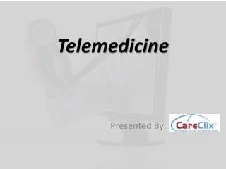 All About Telemedicine