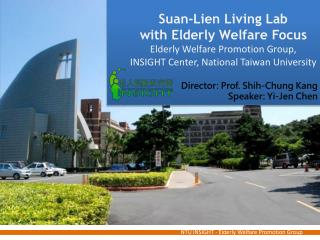 Director: Prof. Shih-Chung Kang Speaker: Yi-Jen Chen