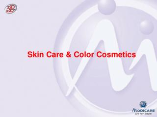 Skin Care & Color Cosmetics