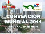 CONVENCI N MUNDIAL 2011