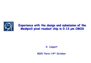 Experience with the design and submission of the Medipix3 pixel readout chip in 0.13 µm CMOS