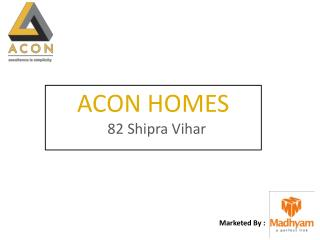 Acon Homes Dehradun