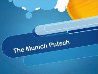 The Munich Putsch