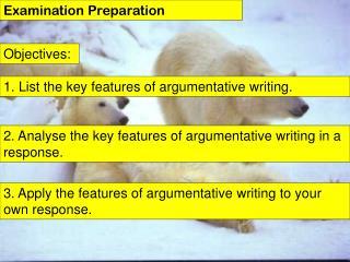 Examination  Preparation