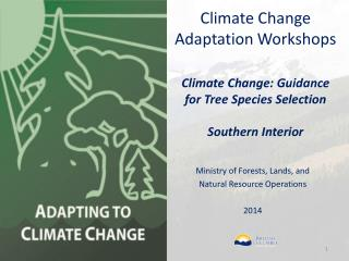 Ministry of Forests, Lands, and  Natural Resource Operations 2014