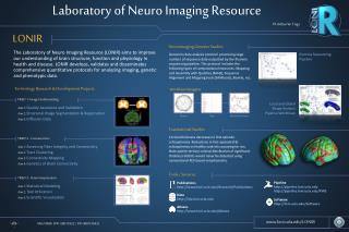 Laboratory of  Neuro  Imaging  Resource