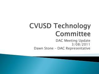 CVUSD Technology Committee