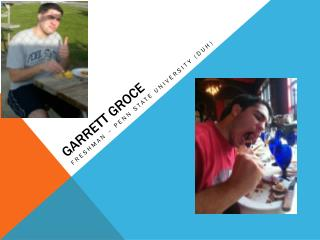GARRETT GROCE