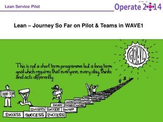 Lean Service Pilot