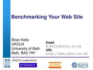 Benchmarking Your Web Site