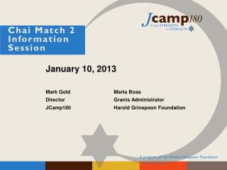 January 10, 2013