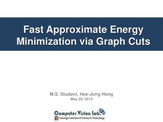 Fast Approximate Energy Minimization via Graph Cuts